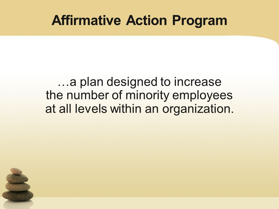 an argument in favor of the affirmative action in the united states The case for affirmative action  americans received phds in the united states during the same year, 24,608 whites were awarded phds  action because it.