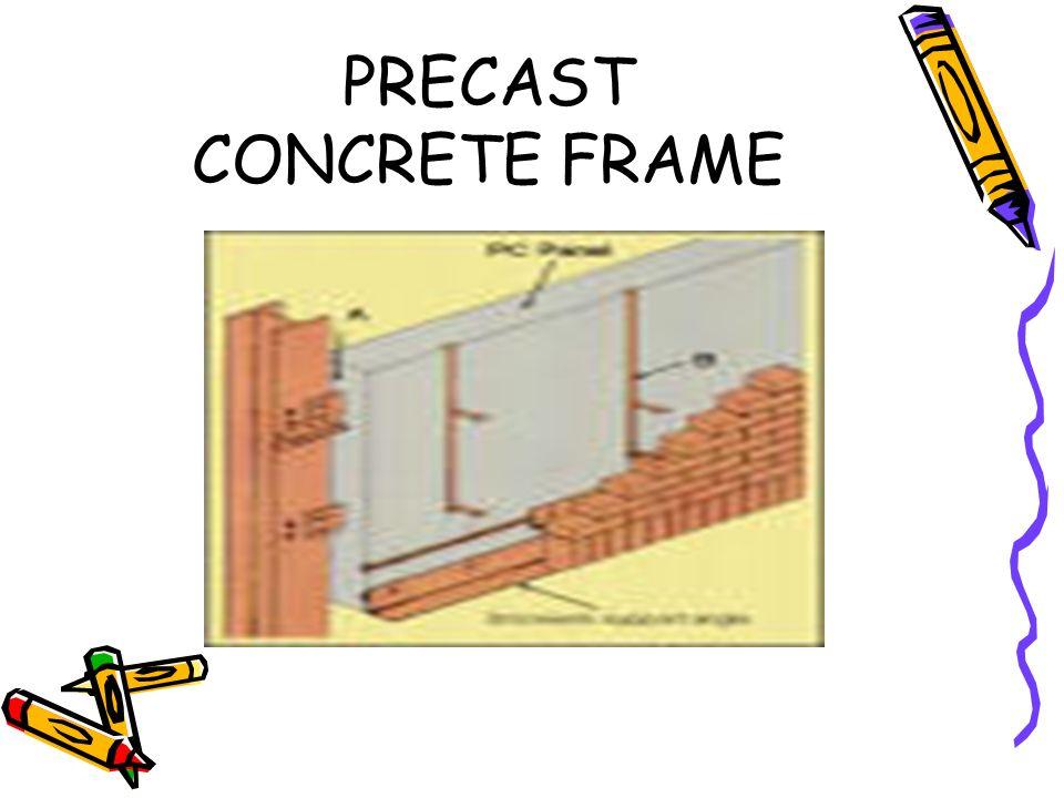 Precast Concrete Framing : Precast concrete construction ppt video online download