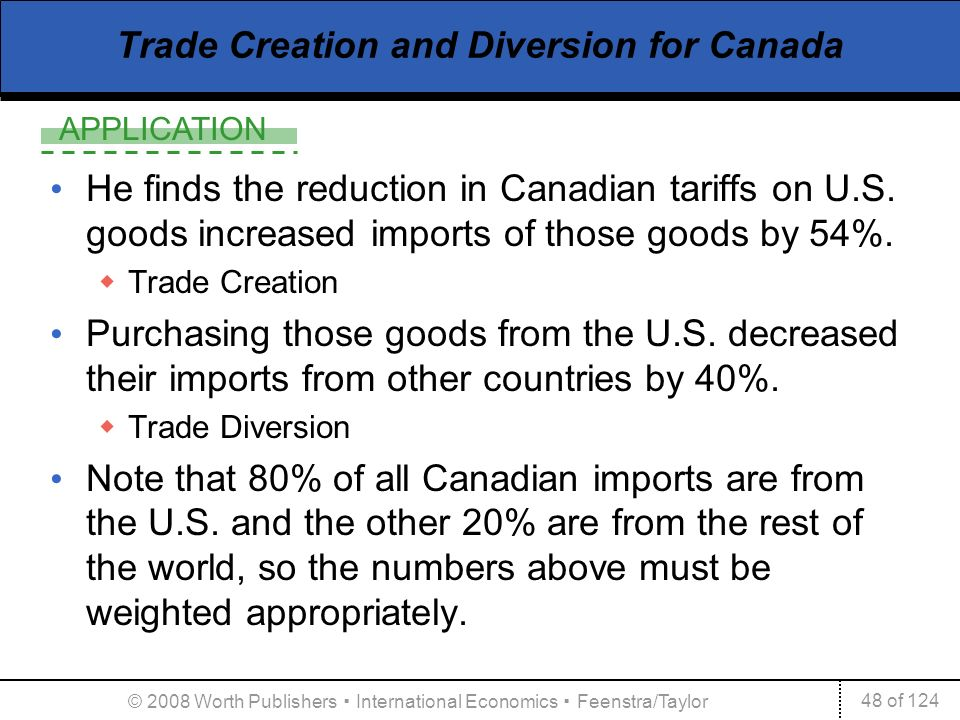 "the trade to and from other countries in canada Watch video ""just another g7 where other countries expect america will always be their bank  trump's trade tirade casts canada in."