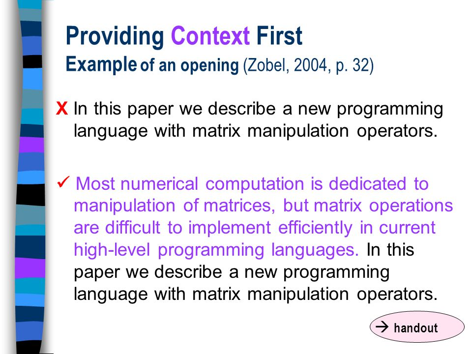 Context-aware programming languages (PhD thesis)
