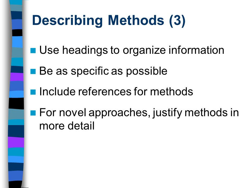 writing effective thesis