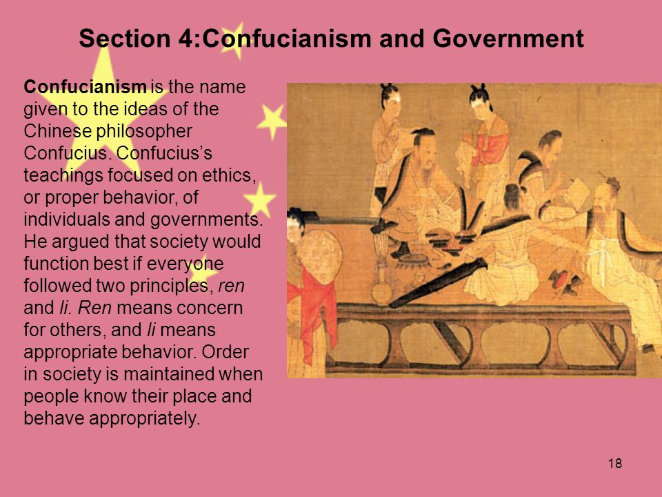 confucius government essay Free essay: the life and work of confucius philosophy essay confucius (551 – 479 bce), was a thinker, political figure, educator and founder of the ru school.