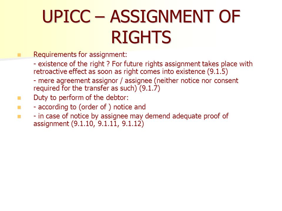assignment of rights The seller also acknowledges that he/she is relinquishing all rights to the photos and any future compensation for publication of the phot assignment of rights.