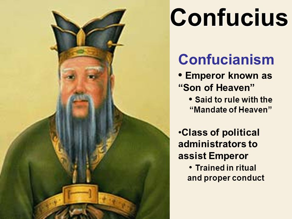 confucius ritual propriety Confucianism, also known as ruism, is described as tradition, a philosophy, a religion, a humanistic or rationalistic religion, a way of governing, or simply a way of life.