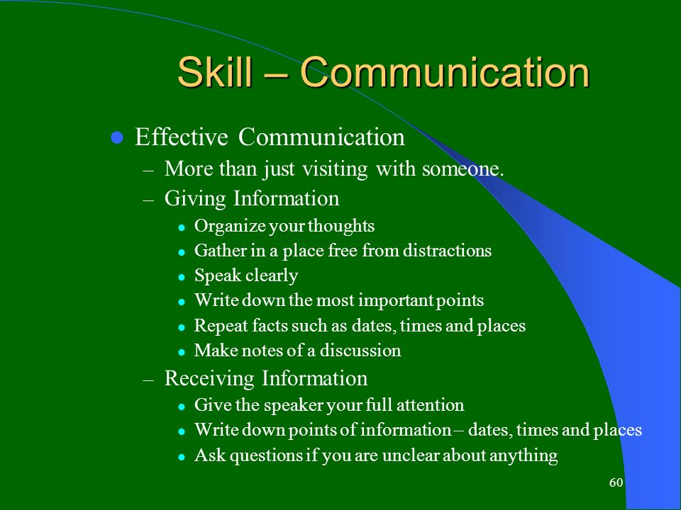 """advance communication skill Advanced communication skills training take your communication skills to the next level and become a master communicator with everyone that you meet """"this is an """"elite masterclass course"""" in."""