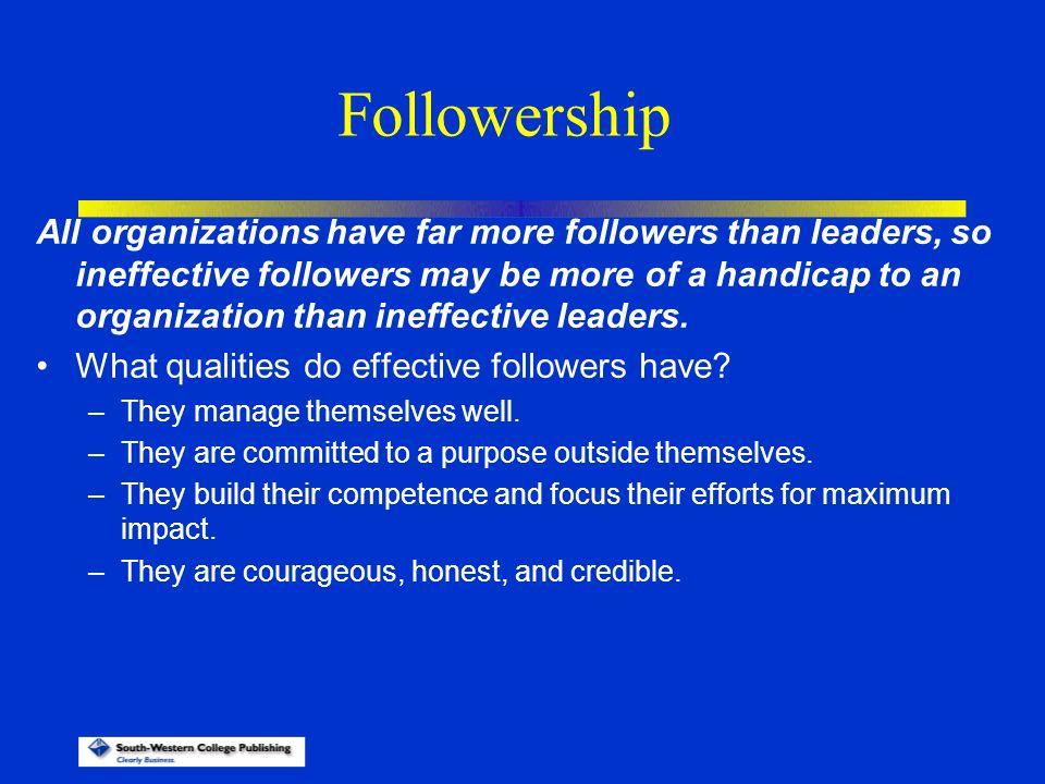ineffective leader