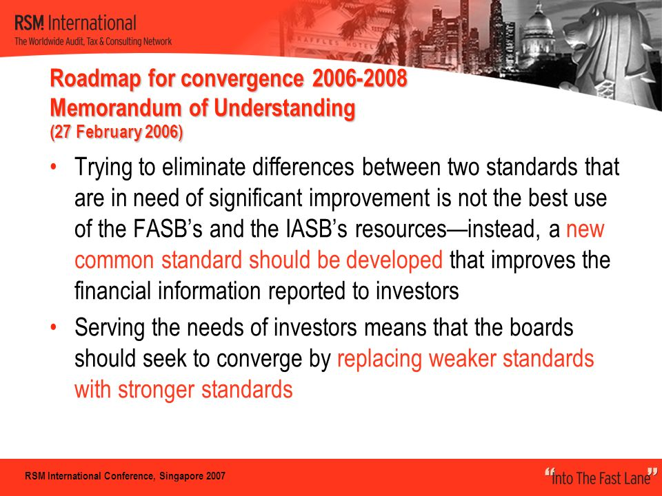 "relationship between the fasb and the sec Where we currently stand and what companies should be doing in the us resources include our ""ifrs first"" newsletter, extensive publications, in-depth webcast series, video learning center."