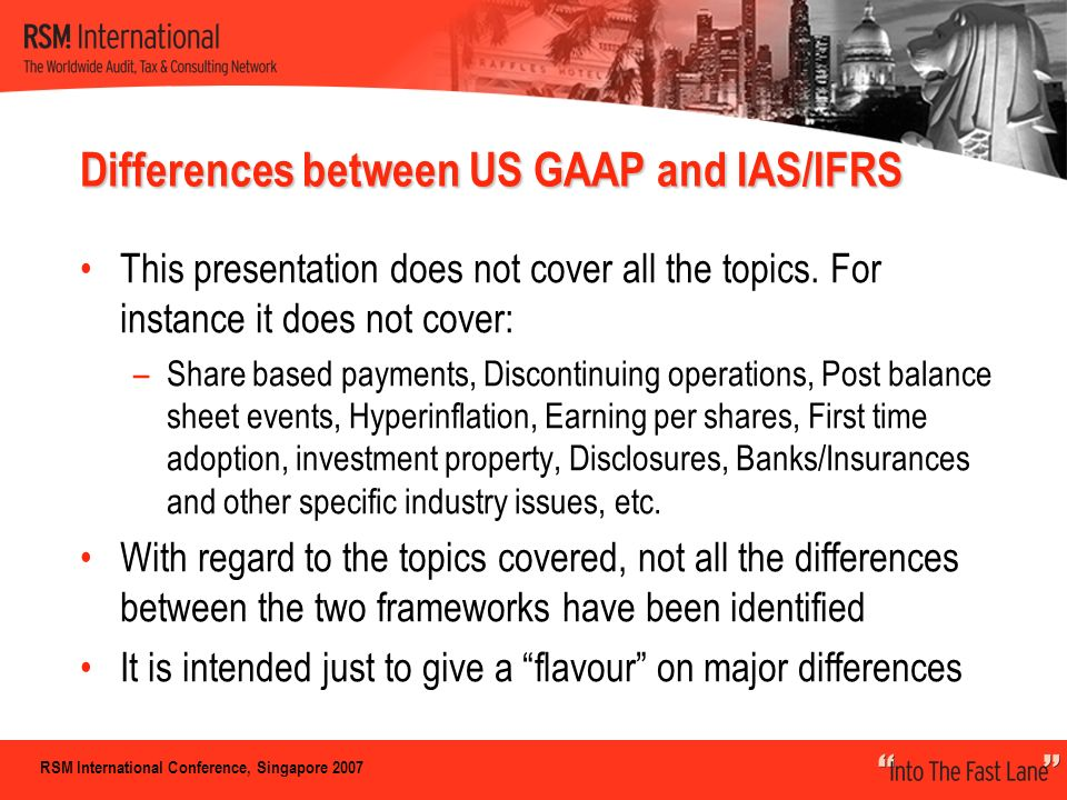 usgaap and the differences Ifrs 9 vs us gaap – coming closer by silvia financial instruments, ifrs accounting, us gaap 5 the differences between us gaap and ifrs increased.