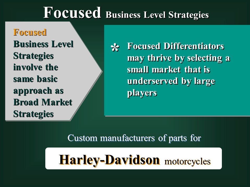 harley davidson motor company strategy analysis Harley-davidson strategic analysis  along with william s harley, created the first harley-davidson in their family shed  the harley-davidson motor company .