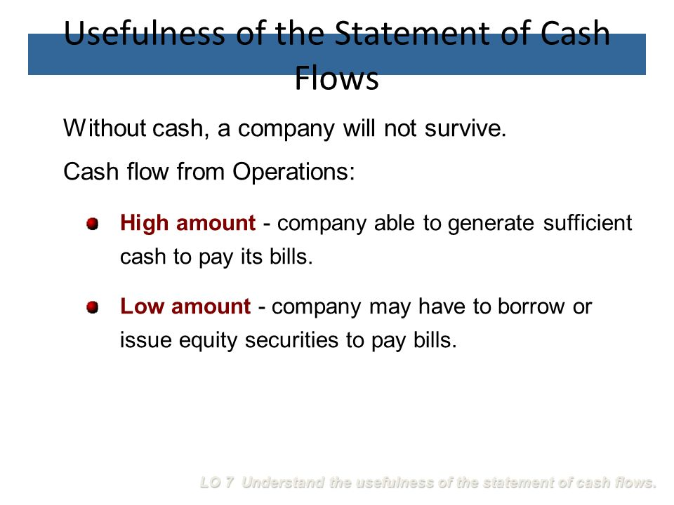 cash flow poluuter corp A self-employed borrower's share of partnership or s corporation earnings can only be considered if the lender obtains  cash flow analysis (fannie mae form 1084).