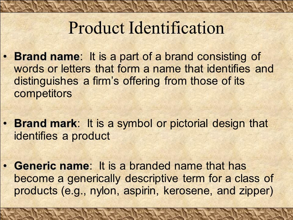 Brand management ppt download 15 product identification ccuart Gallery