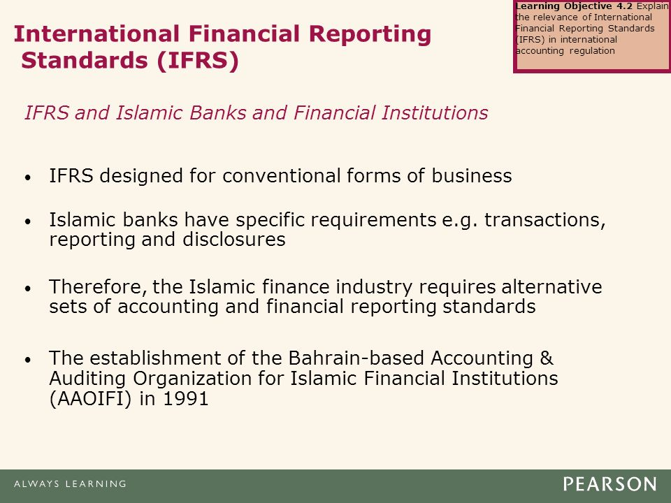 accounting standards of banks and the Pp 140 - 157 the shariah financial accounting standards: how they prevent  fraud in islamic banking tulus suryanto1, ridwansyah ridwansyah2 abstract.