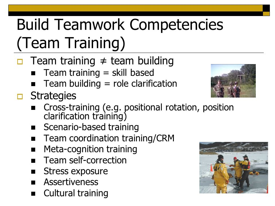 teamwork scenario Assessment by case studies and scenarios overview case studies depict real-life situations in which problems need to be solved scenario-based teaching may be.