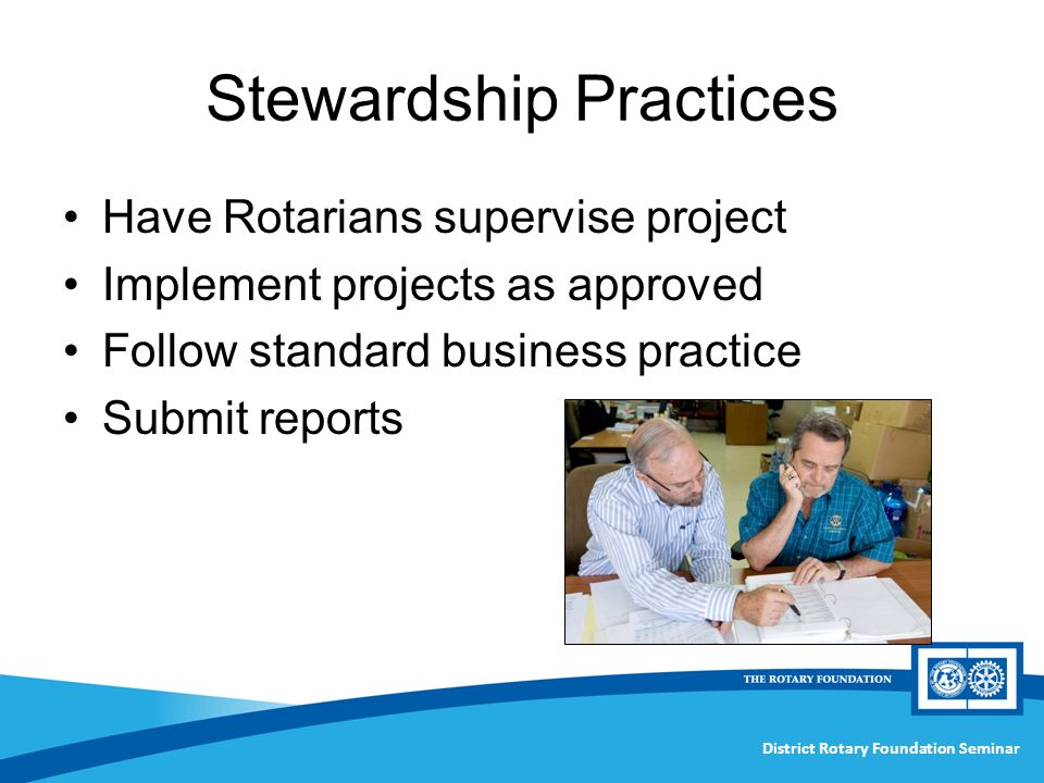 reflection on stewardship in business practices Servant leadership and stewardship  business, and economics is  stewardship approach appears to be a bellwether of leadership practices to come.