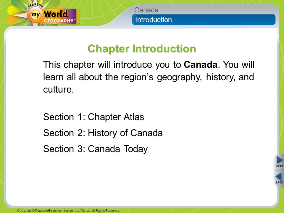 an introduction to the geography and history of canada You can read an introduction to the geography and history of india, and the countries  by charles alfred browne , alfred radford symonds in our library for.