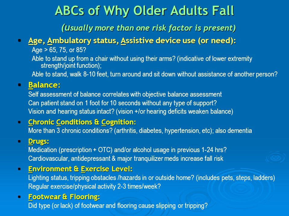 risk factors of abc company