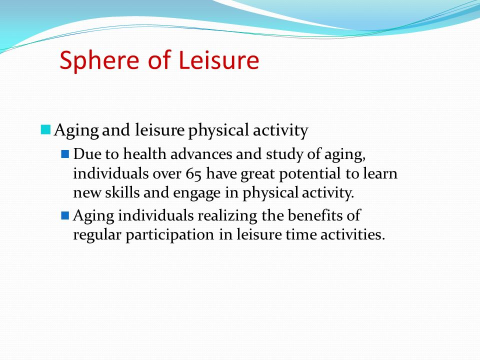 leisure and social physical activity Social marketing for physical activity samantha parnell university of exeter school of sport and health sciences and school of geography.