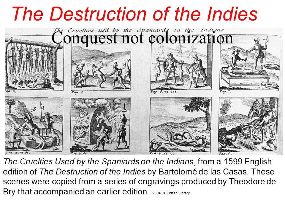 destruction of the indies pdf