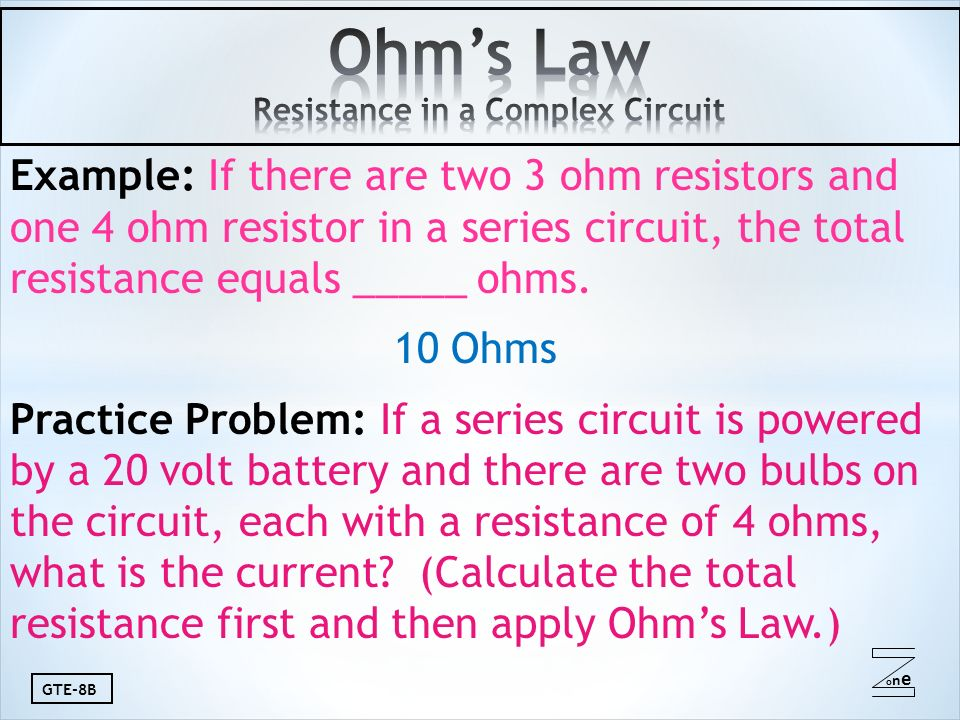 how to solve complex resistor circuits
