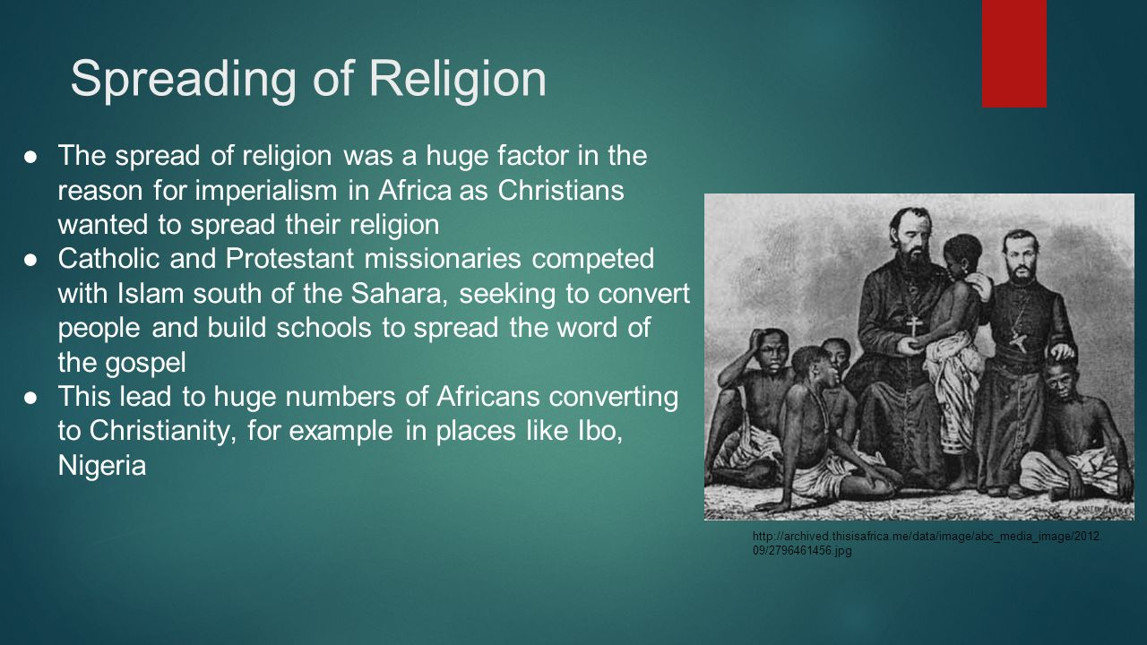 differnce between ibo religion and christianity The essence of the igbo beliefs is contrary to the monotheistic christian religion promoted by the missionaries despite the igbo's polytheistic belief system, their gods are all different facets of one supreme god, ultimately similar to the christian deity.
