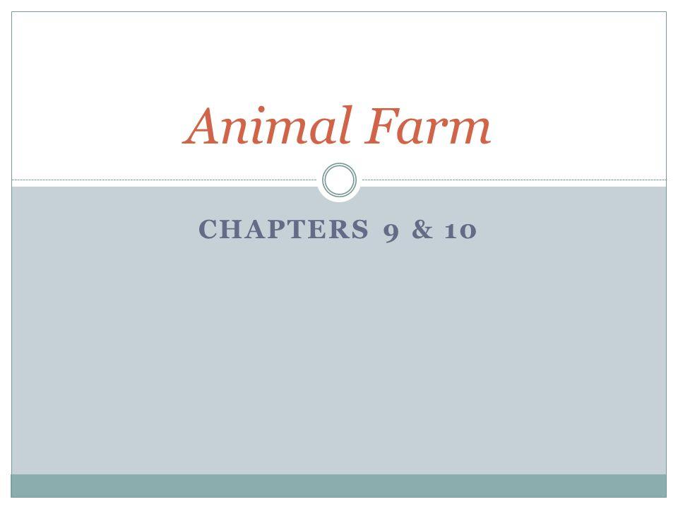 chapter 10 animal farm pdf
