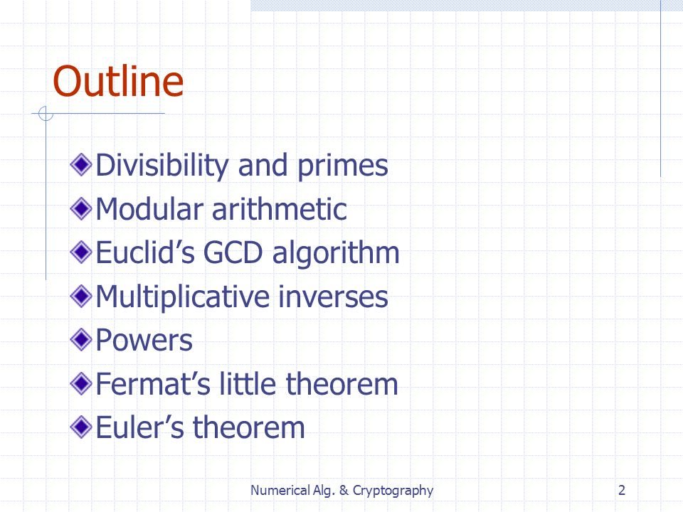 fermat s little theorem Please explain how to use fermat's little theorem to test whether a number is  composite.