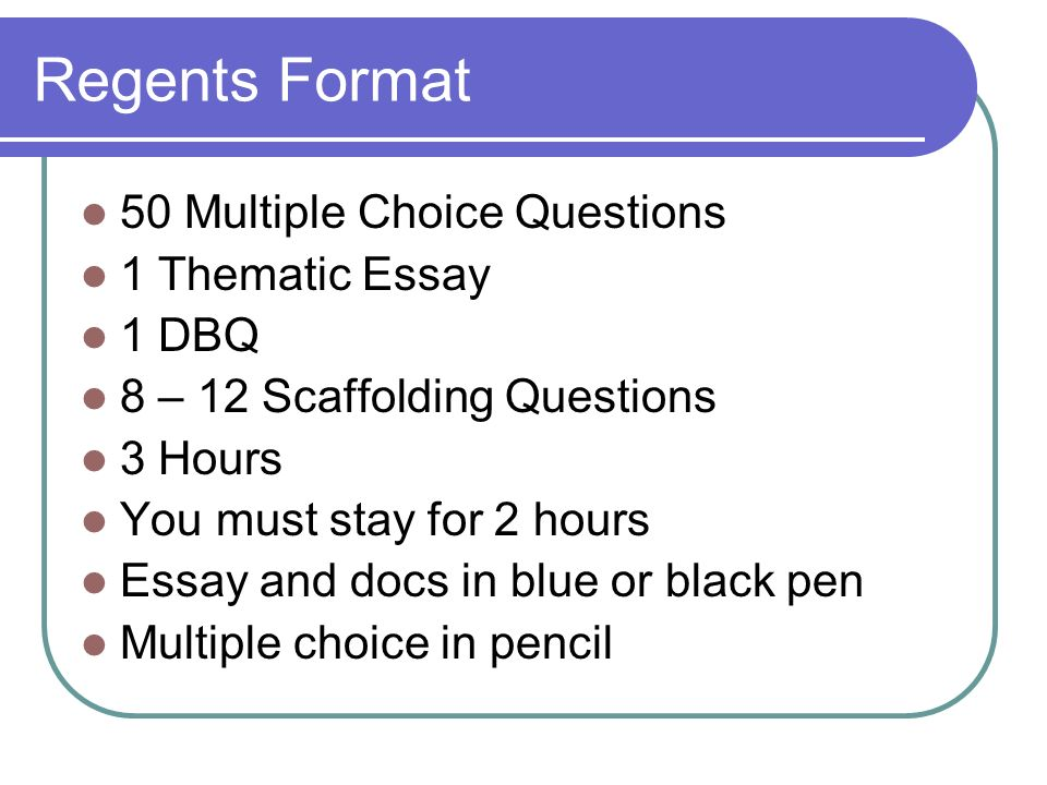 thematic essay format How to Write a Thematic Essay