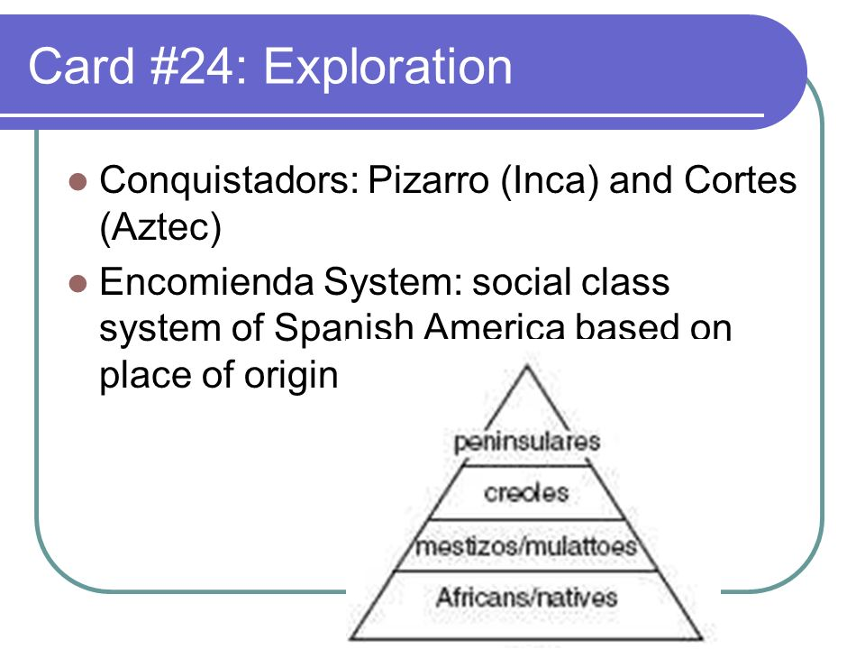 the spanish conquistadors dbq 5spanish exploration document based question 6present day connection 7glossary 1 why did the spanish explorers and the priests who came with the.