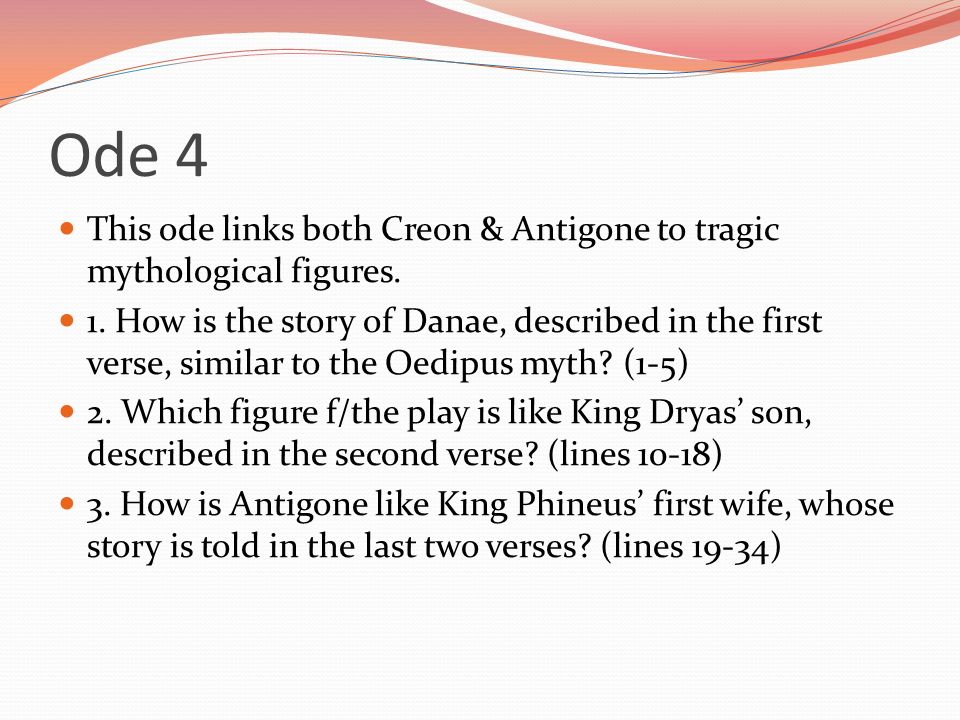 a comparison of creon and antigone two characters from sophocless tragedy antigone Full text of the antigone, with engl notes, tr from the germ [of fw schneidewin] by see other formats.