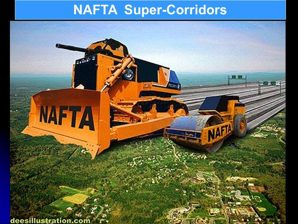 NAFTA Super-Corridors
