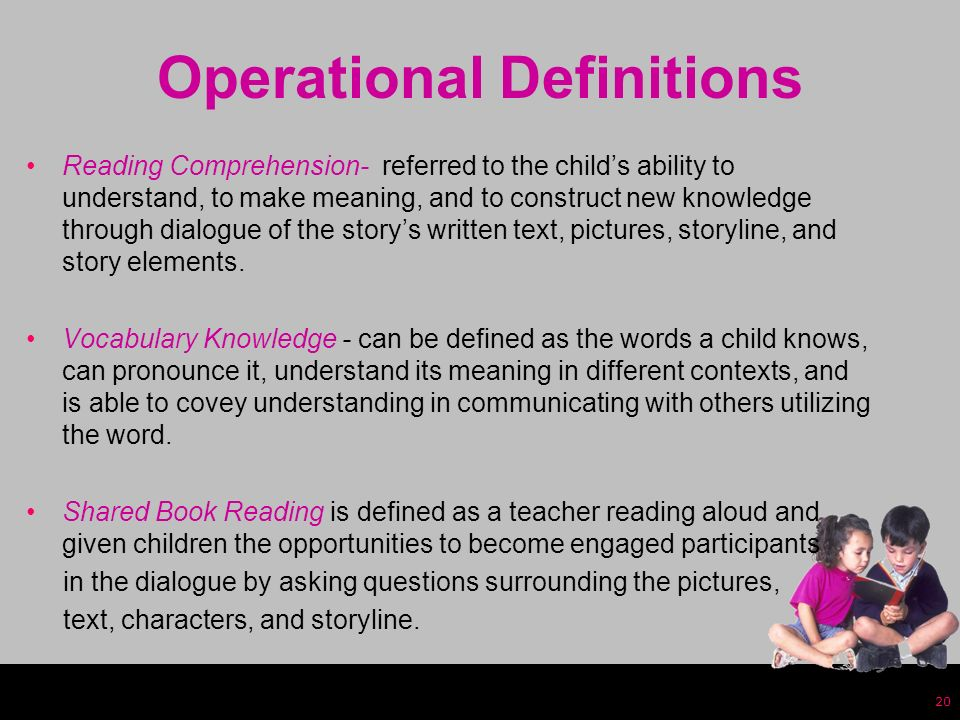 Story Lines A Reading Comprehension Game: College Of Education: Teaching And Learning