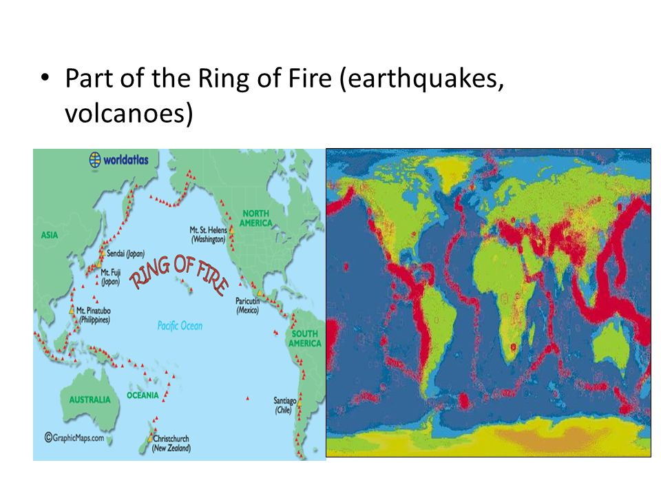 an introduction to the geography of the circle of fire Introduction the pacific ring of fire has more exploding volcanoes and great  earthquakes than any other place on earth this 25,000 mile ribbon of land and.
