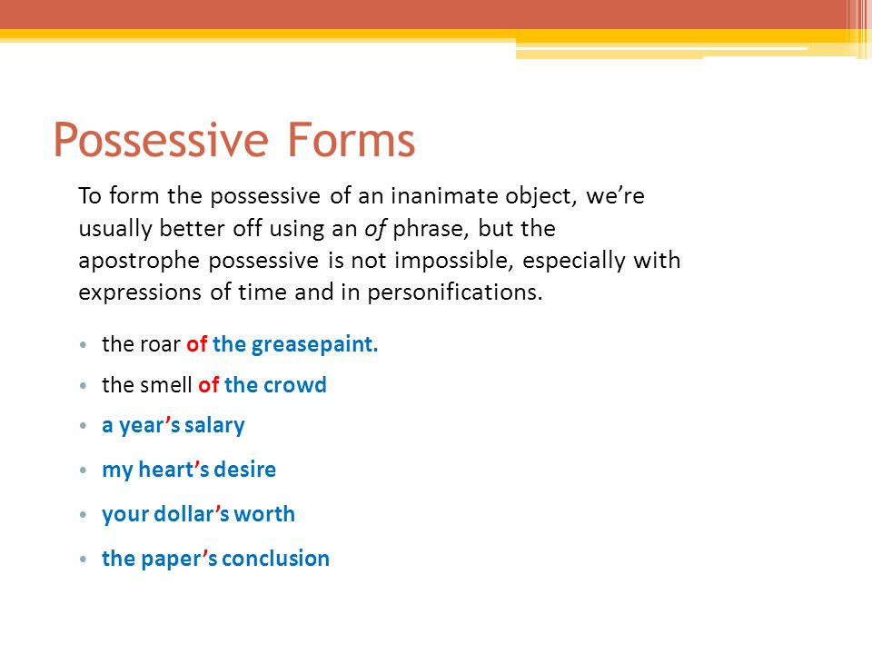 possessive form of thesis While he is the subject form, the word him is the object or possessive form  the simple english wiktionary has a definition for:.