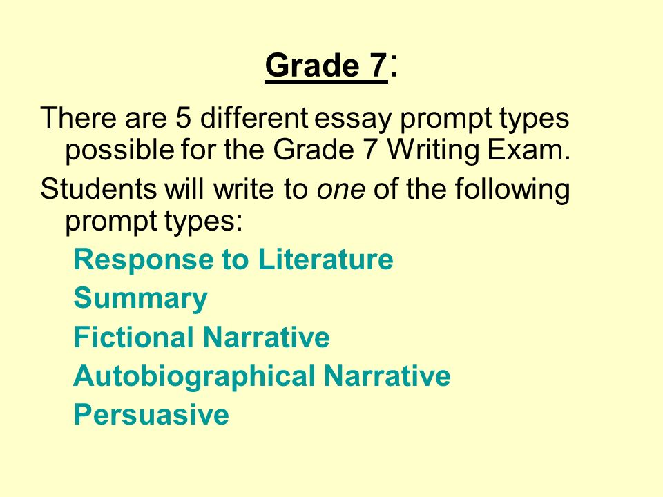 4 Extra Types of Essays That Every Student Will Write Sooner or Later