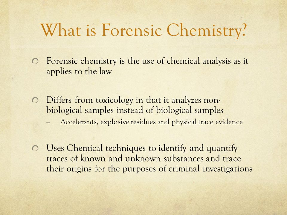chemistry forensic study cards Chapter 1 thru 5 (notes & hw questions) learn with flashcards, games, and more — for free forensic science exam quizlet forensic science exam quizlet.