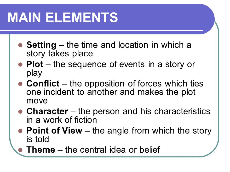 How to Identify a Short Story Theme