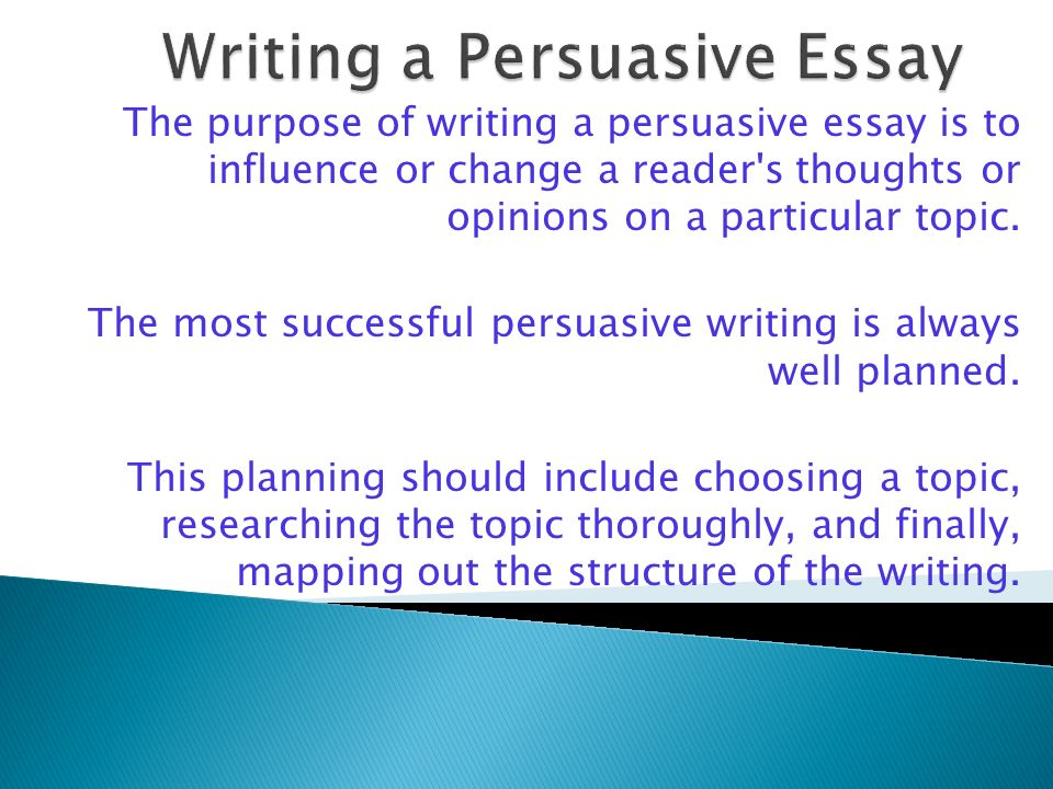 Persuasive essay for pollution articles