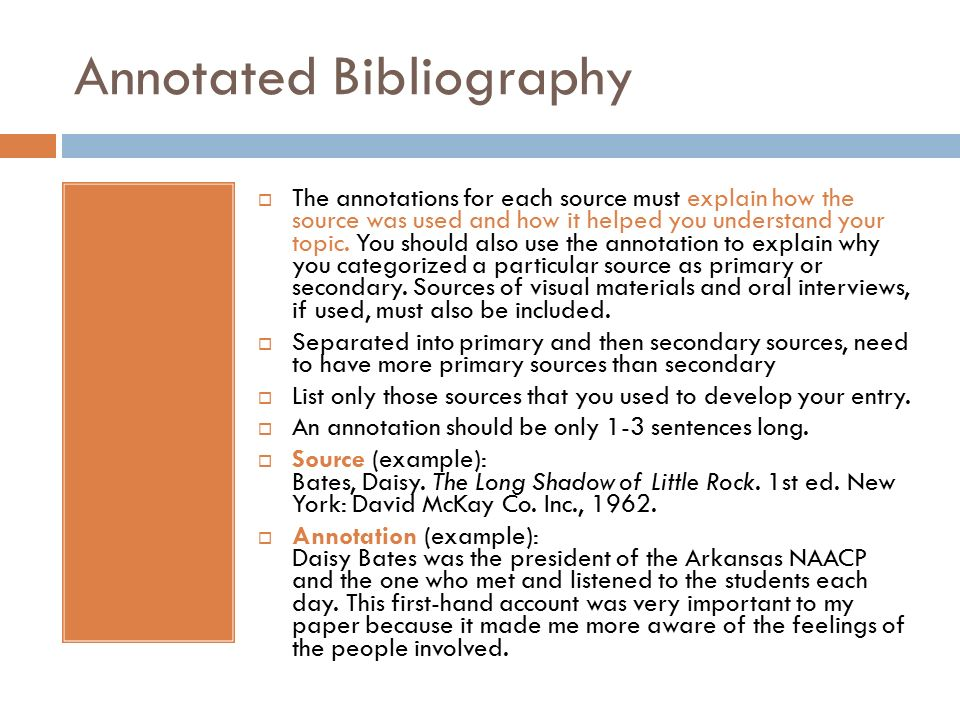 CustomWritings.com Can Prepare an Annotated Bibliography for a Paper on Any Topic