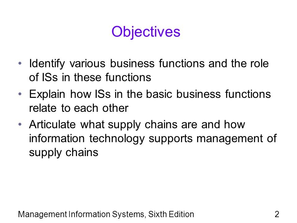 business objectives and functions A business impact analysis (bia) predicts the consequences of disruption of a business function and process and gathers information needed to develop recovery strategies.