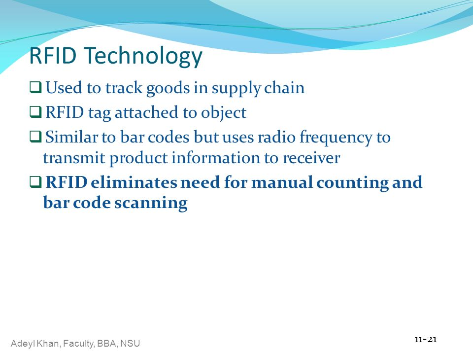 rfid and bar coding technologies Advantages of rfid vs barcodes - rfid technology automates data collection and vastly reduces human effort and error and increases productivity.