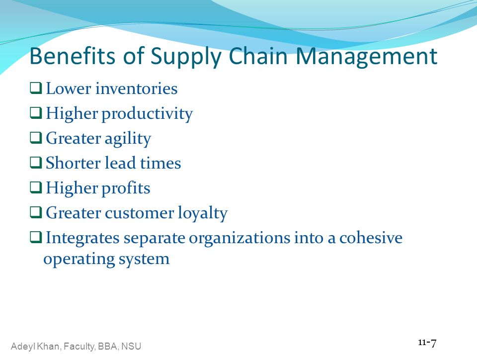 C11 Supply Chainmanagement Ppt Video Online Download