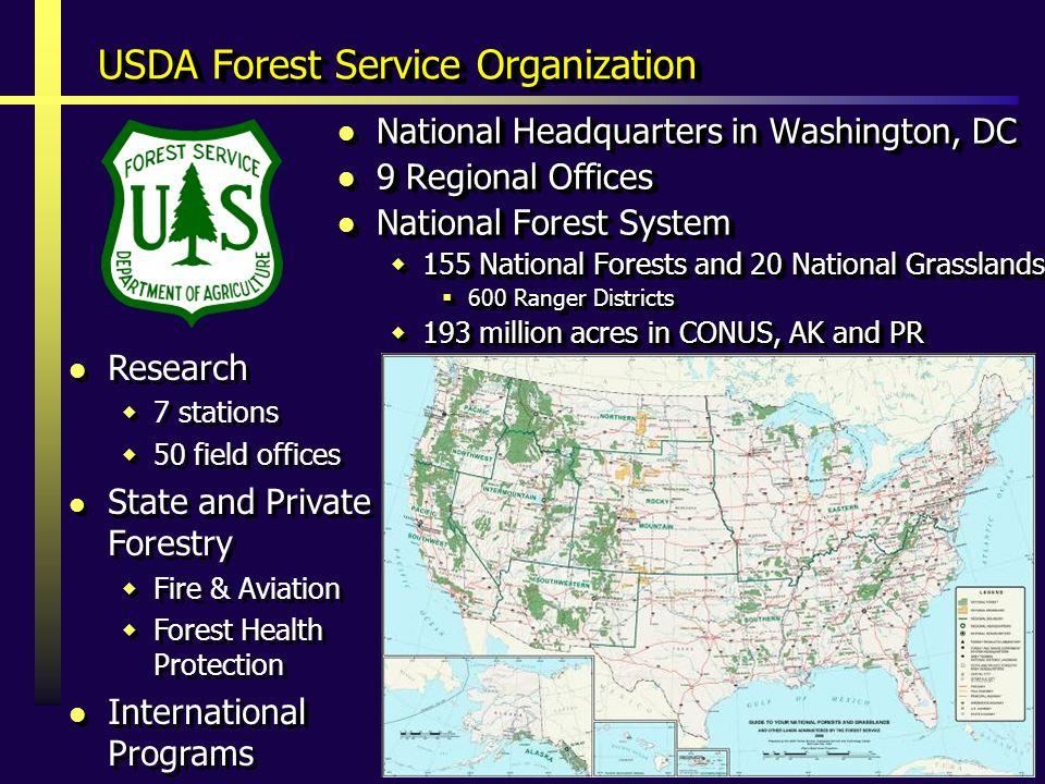 Usda Forest Service Remote Sensing Applications Center