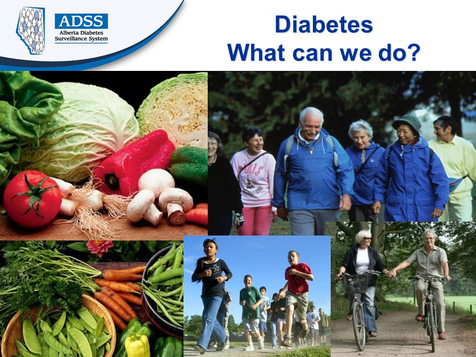 Diabetes What can we do