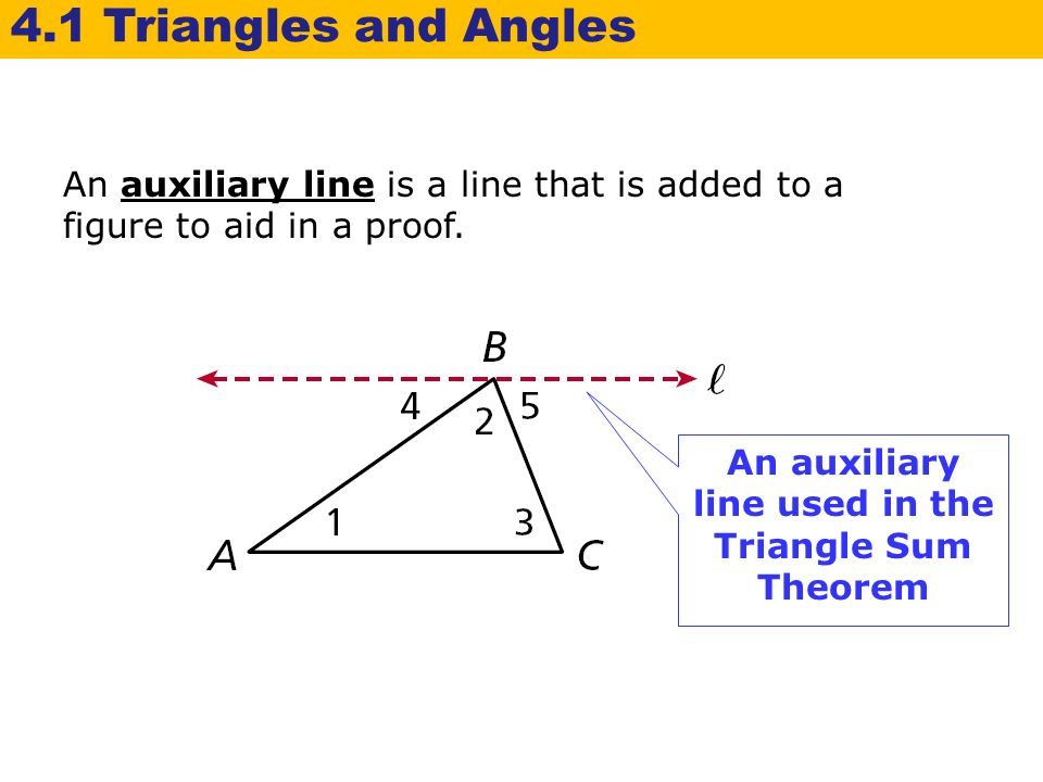 4 1 Triangles And Angles Warm Up Lesson Presentation Lesson Quiz Ppt Video Online Download