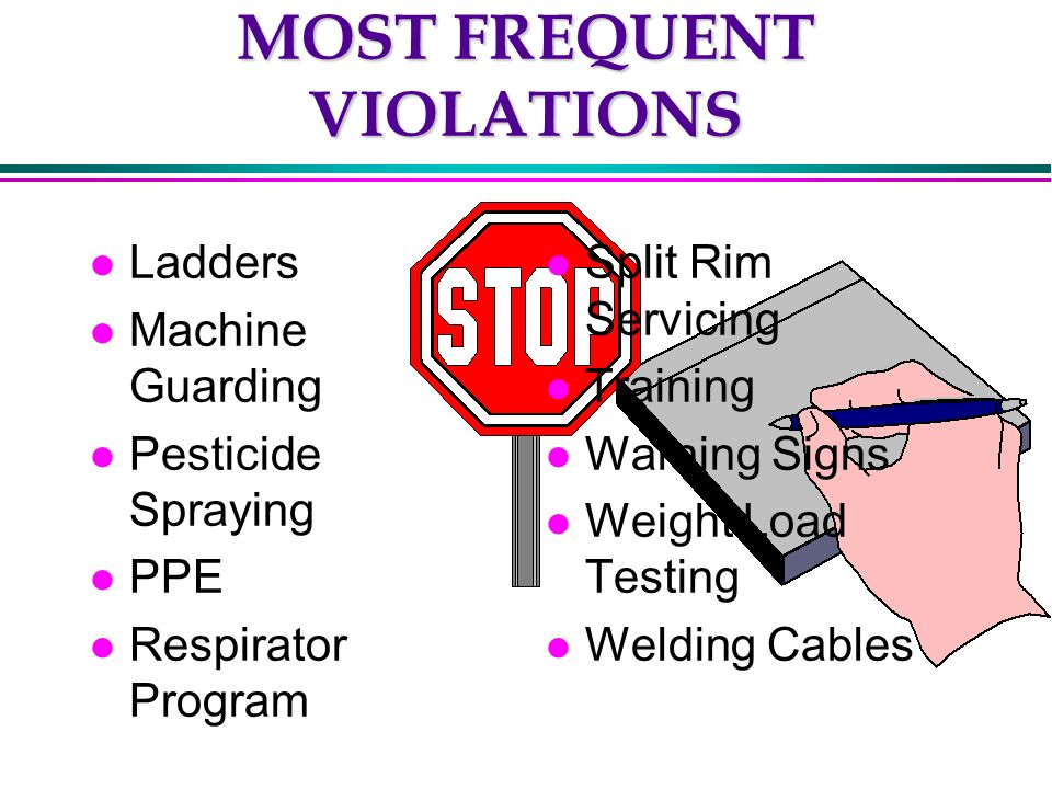 Occupational Safety And Ppt Video Online Download
