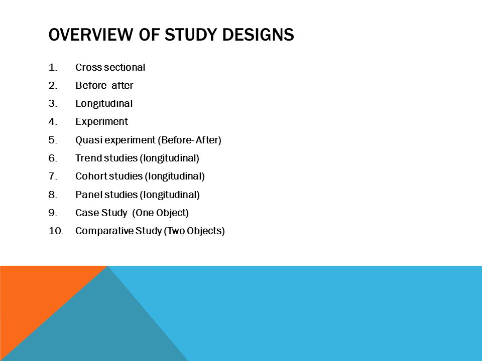 longitudinal multiple case study design Module 2: study design and sampling study design  longitudinal studies follow study subjects over a long period of time with repeated  in our eye care case,.