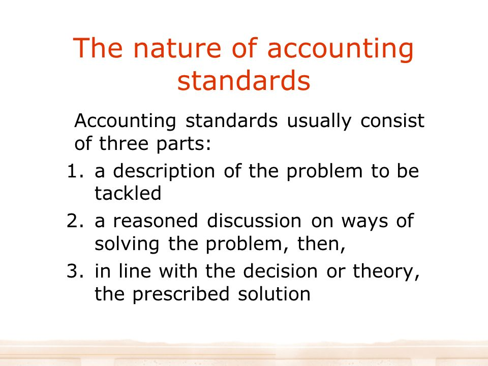 accounting regulation theory The need for and an understanding of a conceptual framework acca - think  promote harmonisation of accounting regulation and.