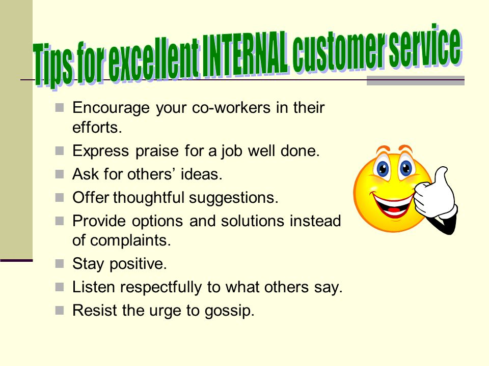 how to stay positive customer service