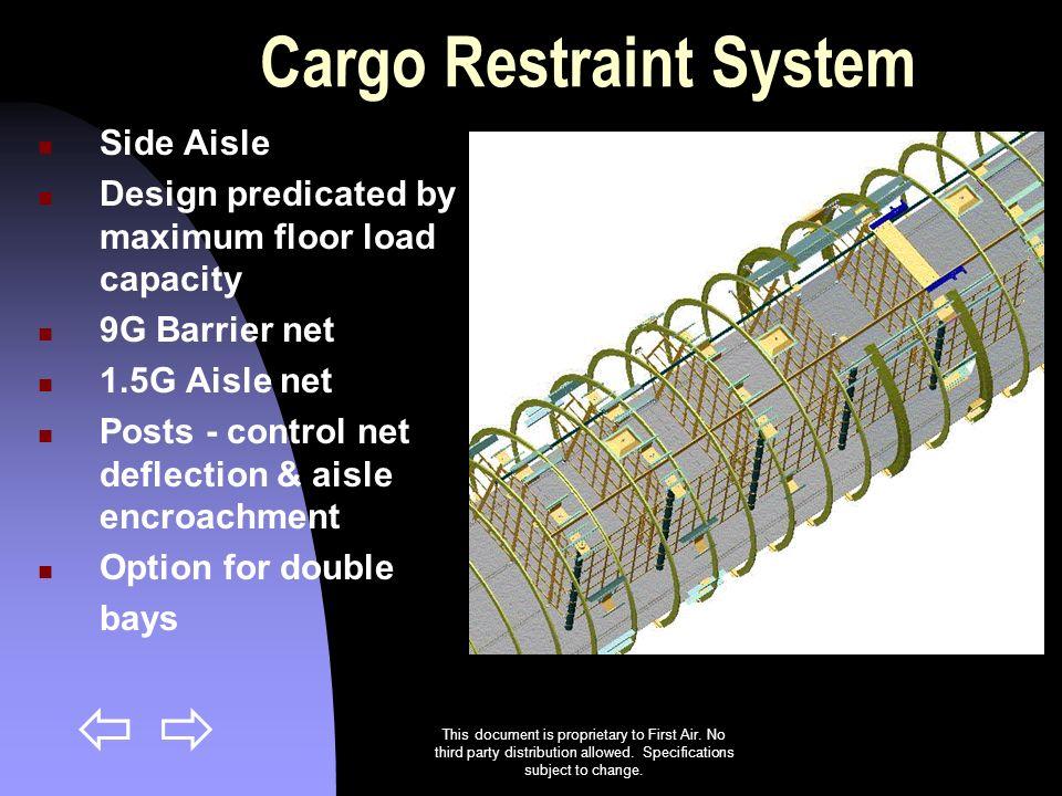 Cargo Restraint System