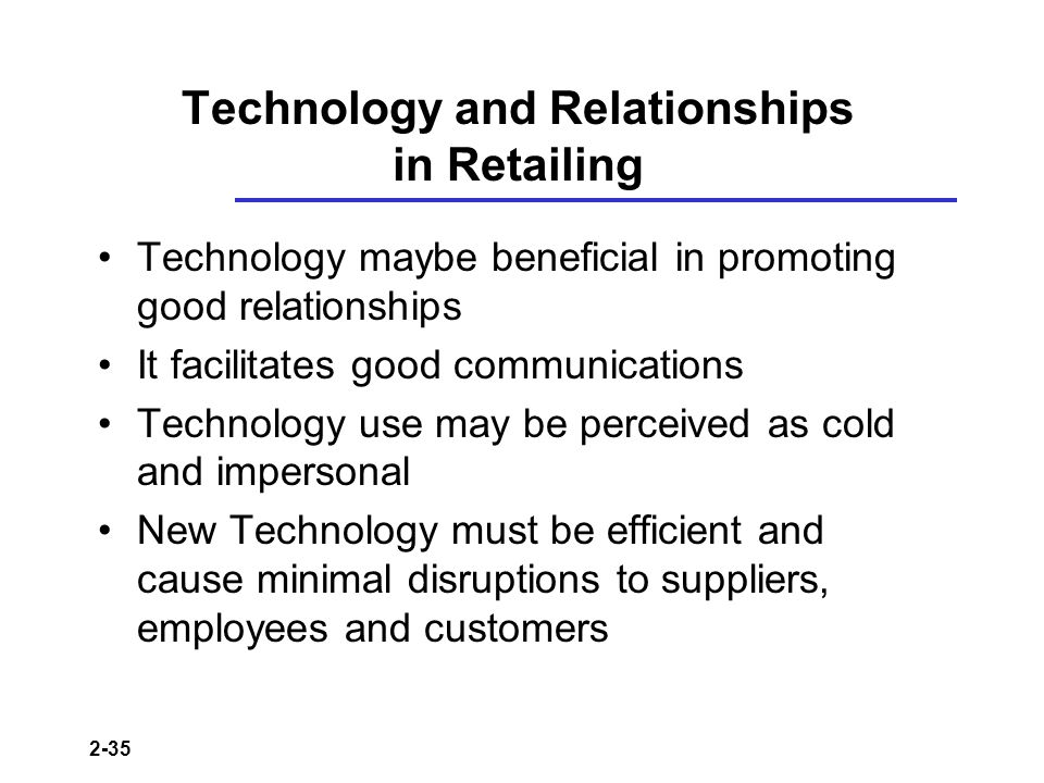 ethical performance and relationship building in retailing india